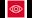 icon, 7 strenghts of stone, white on red background, for website, stärken von steinwolle, weiß auf rot, germany