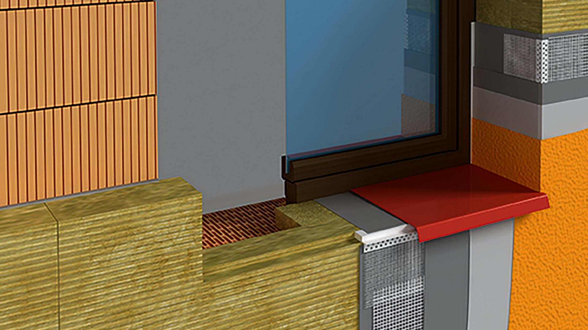 rendered facade, facade, frontrock s
