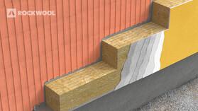 Fasrock LL, ETICS, facade
