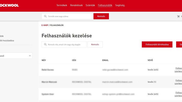 e-shop illustration for web - screenshot