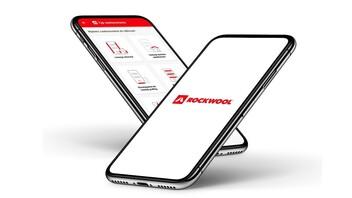 rockwool mobile app, contractors