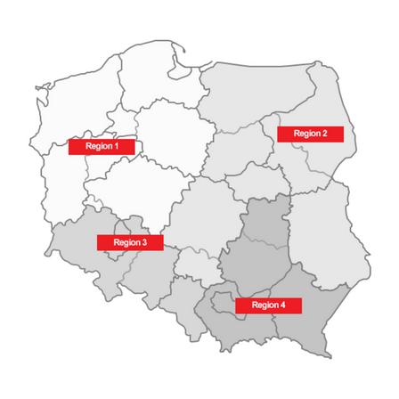 distribution map, diy