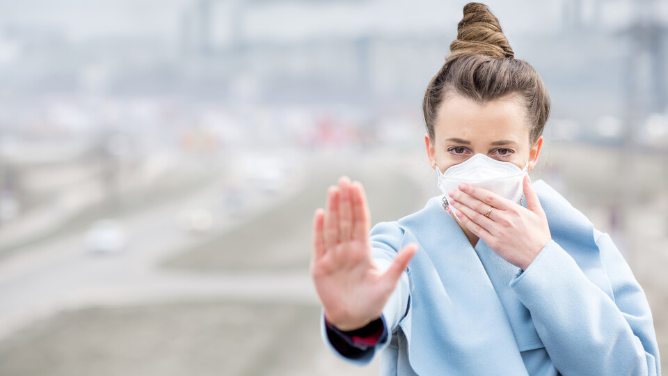 smog, air pollution