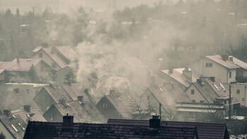smog, air pollution. Czyste Powietrze _1