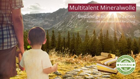 mineral wool campaign, multitalent mineralwolle, fmi austria, austria