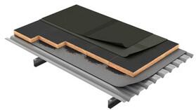 Flat roof, Cubierta Deck, DECKROCK LBM FA