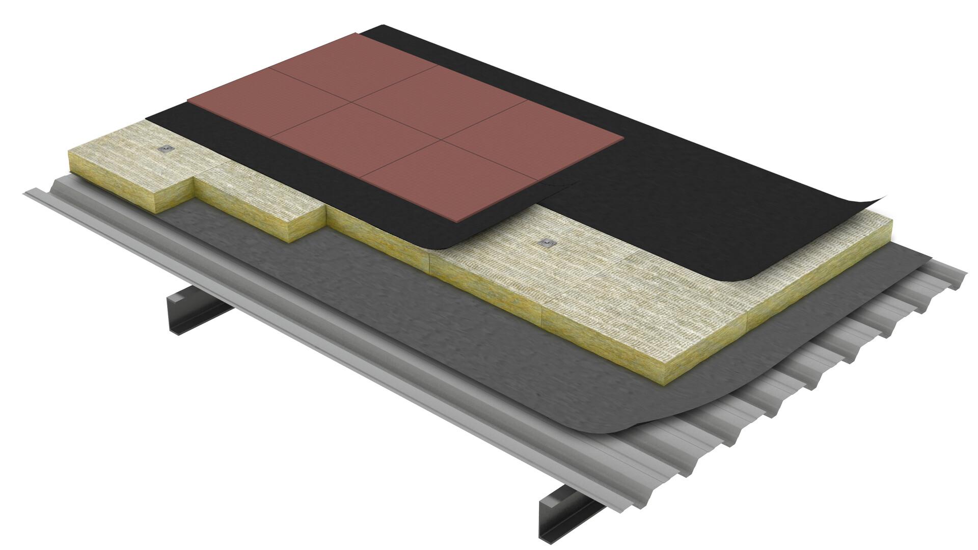 Flat roof, Areas específicas WallRock
