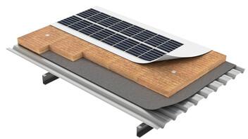 Flat roof, Acabados especiales DECKROCK PH