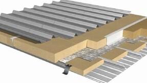 flat roof, toiture terrasse
