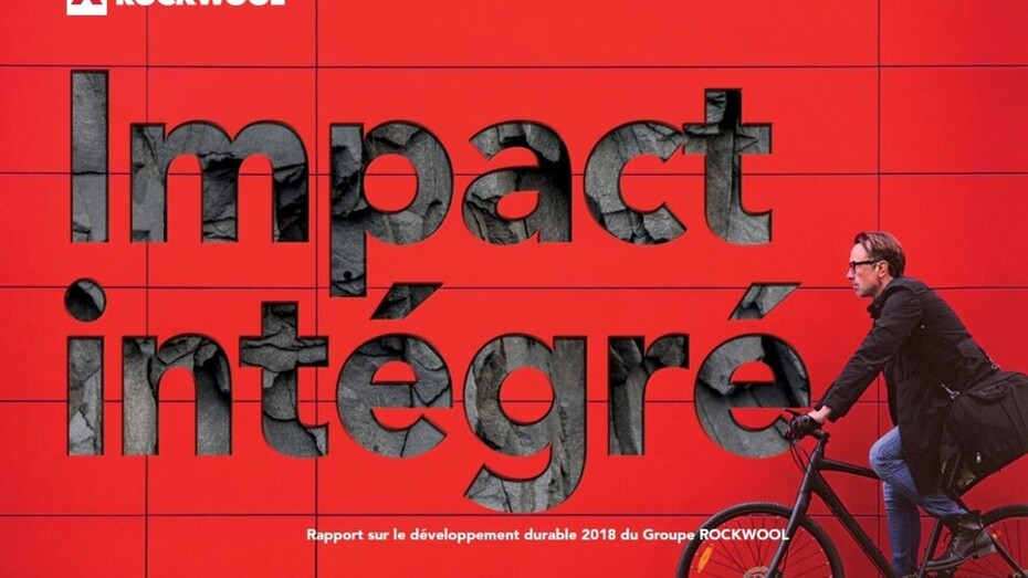 Sustainability Report 2018 Cover France