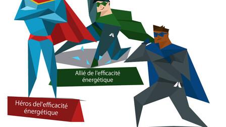 Avatars Efficacité énergétique / energy efficiency avatars