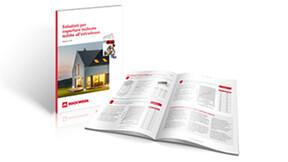 Moke-up brochures for website