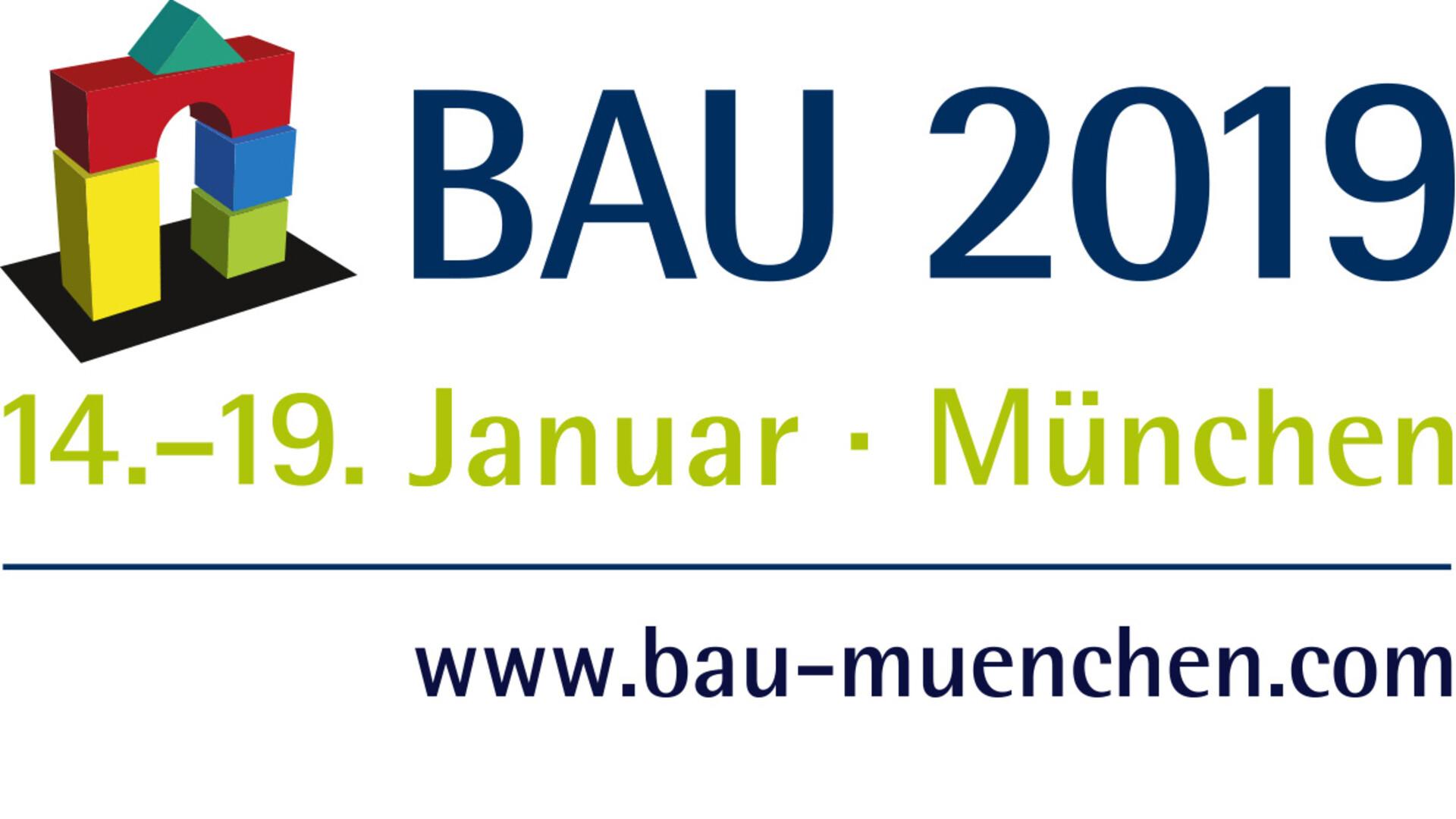 BAU Exhibition in München, Germany