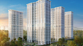 Fresh, Residential Complex, Moscow