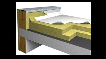 Concrete Deck Roof