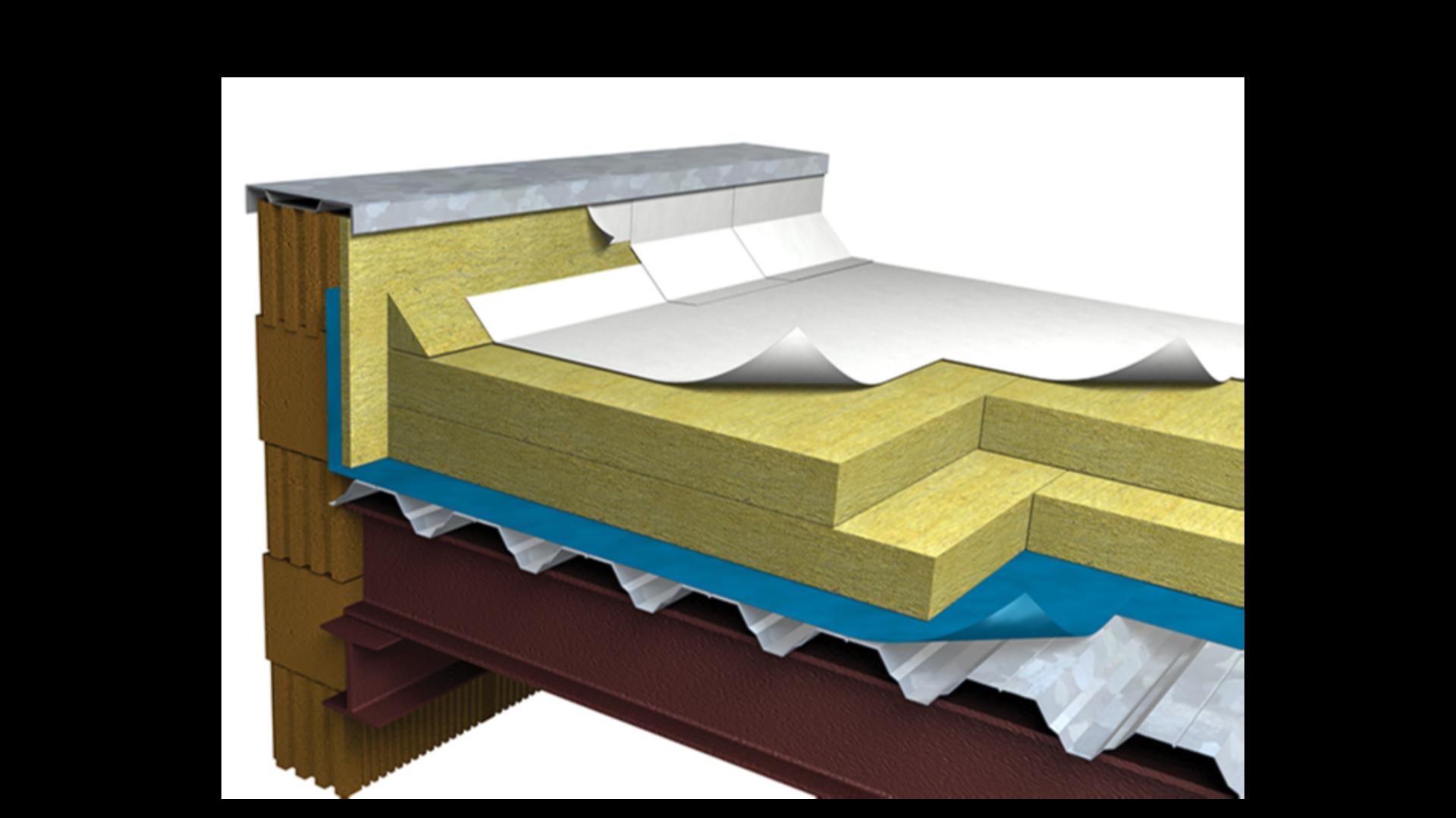 Steel Deck Roof