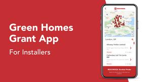 GHG Green Homes Grant App Promo