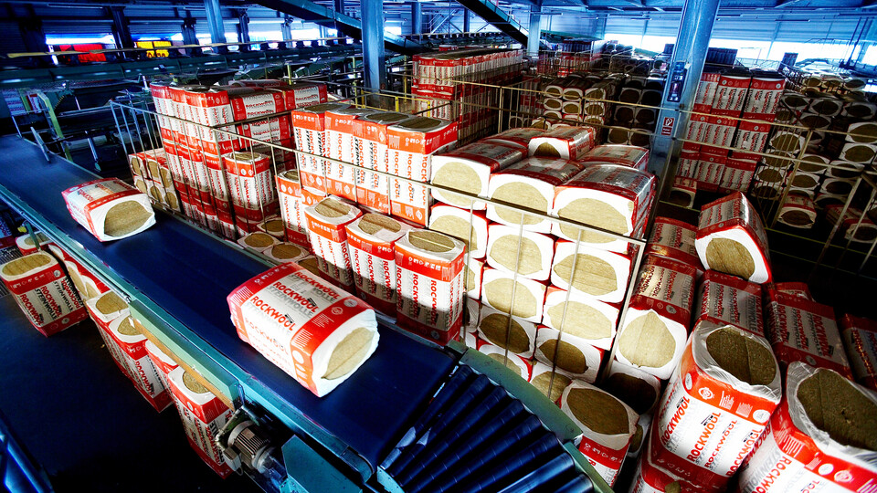 Factory, product, insulation
