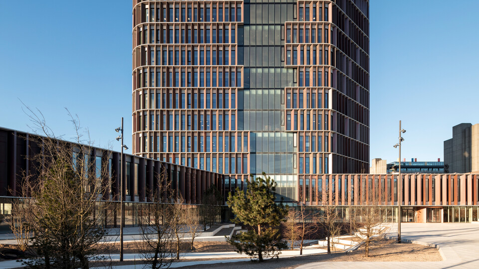 Maersk Tower  For more information see: Permissions