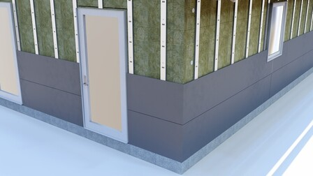 Rockzero, campaign, system, 3D, wall construction