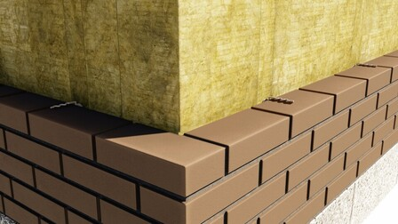Rockzero, campaign, system, 3D, wall construction, brick, outer wall