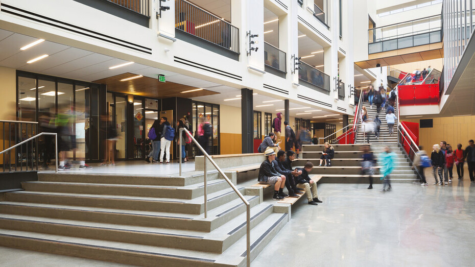 Case Study, Sammamish High School