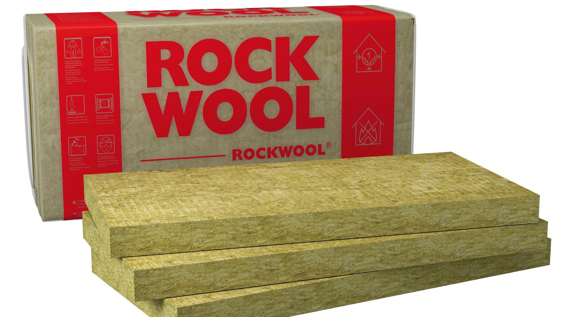 FRONTROCK S, ETICS, slabs, internal walls,  internal insulation, staircase, VENTI MAX, slabs, external walls, ventilated facades, WENTIROCK, ROCKTERM