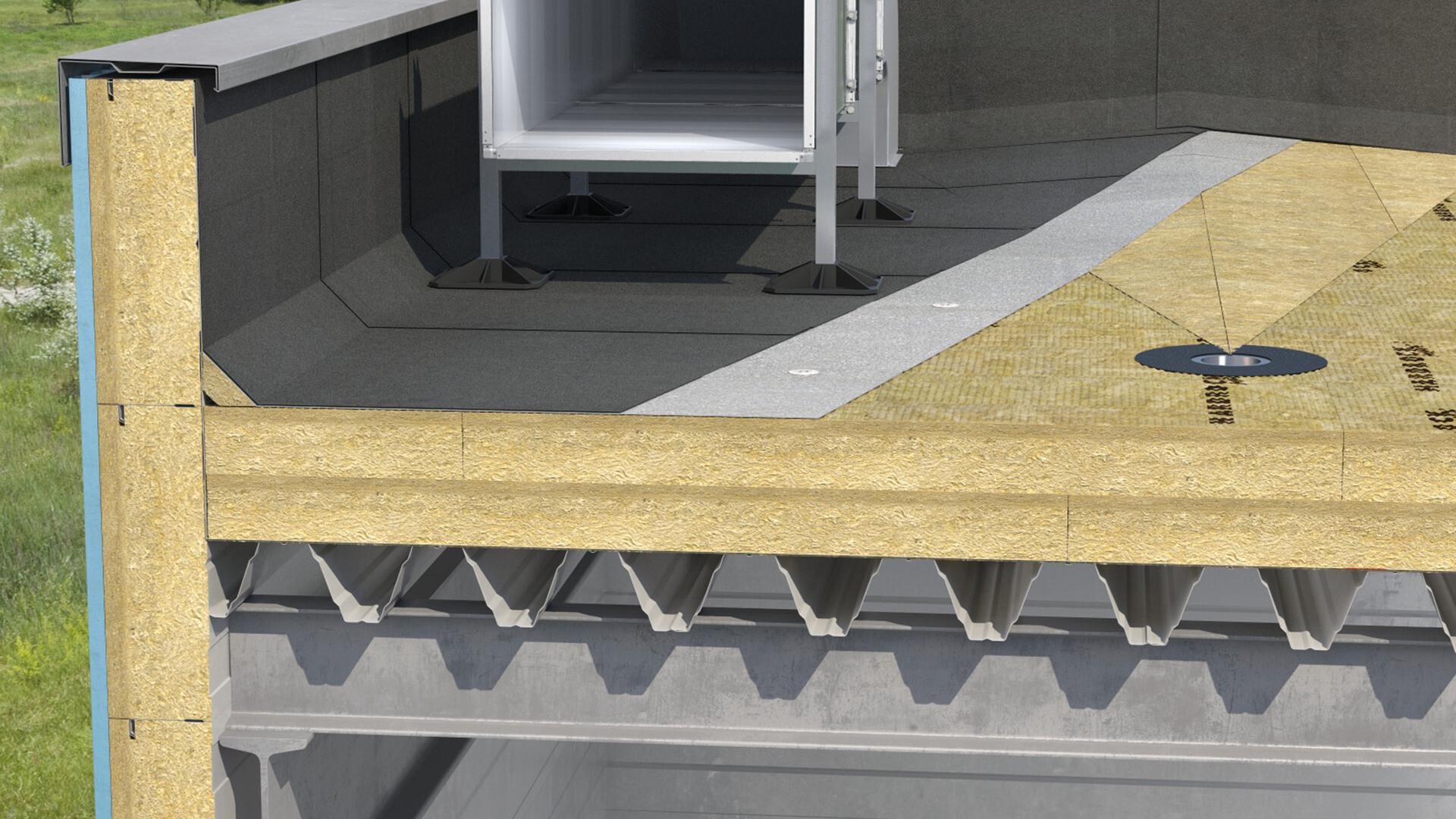 steel deck