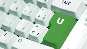 u value, keyboard, u, value, app