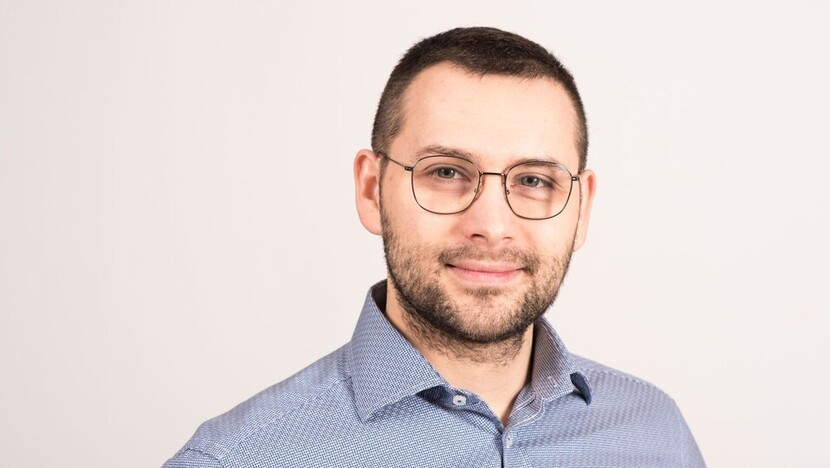 profile, inside sales, picture, tadeusz pozniak, employee