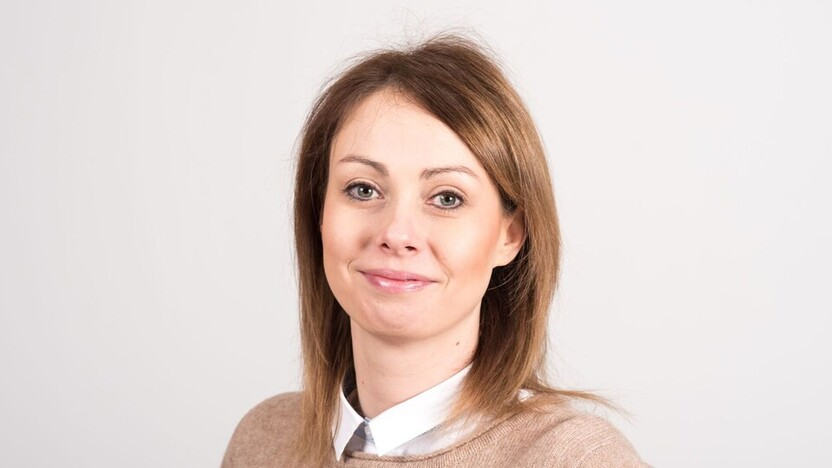 profile, inside sales, picture, justyna nowacka, employee