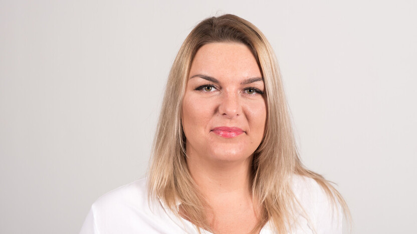 profile, inside sales, picture, employee, karolina matysiak