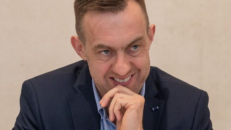 Konrad Witczak, PA, public affairs, spoke person