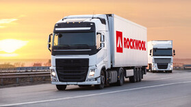truck, delivery, track & trace, logistics.