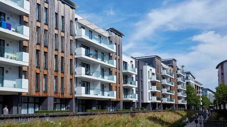 External walls, ETICS, MUH, multi unit, building, apartments