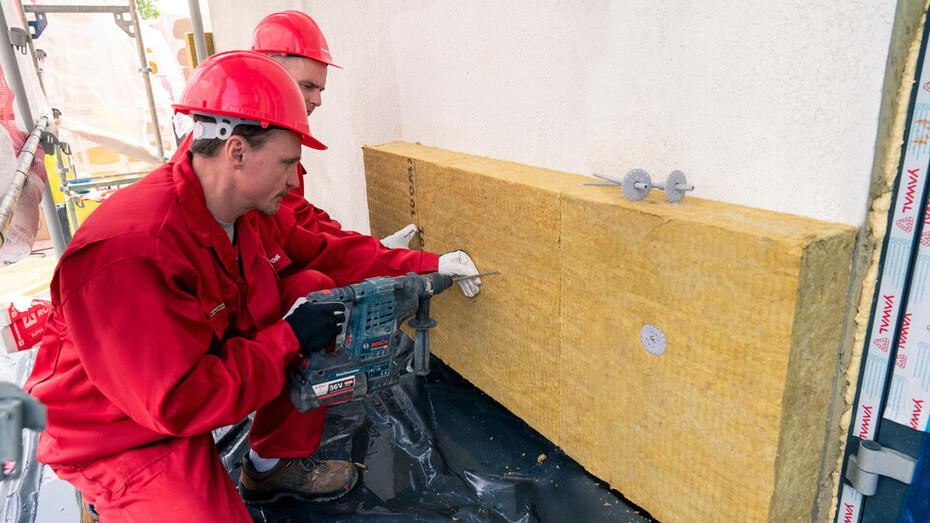 ETICS, renovation, installation guidelines