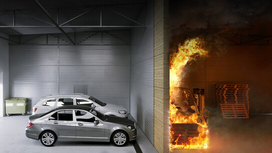 fire protection, application, header