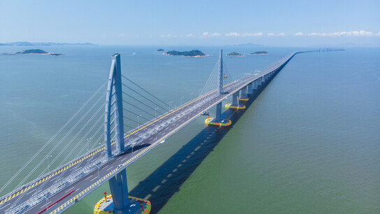 Case Study,  Macao Bridge, Macau Bridge