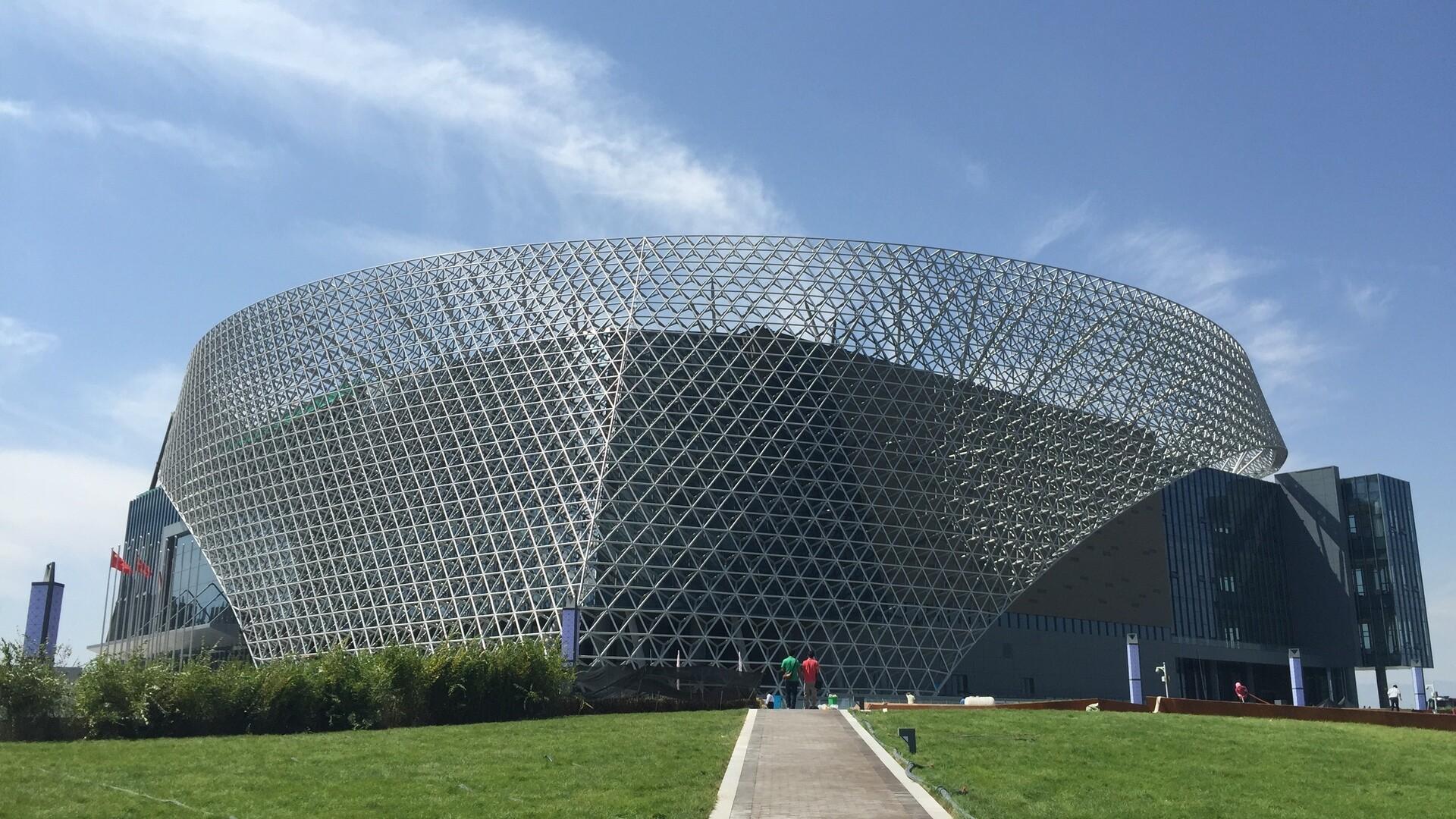 Ningxia International conference hall
