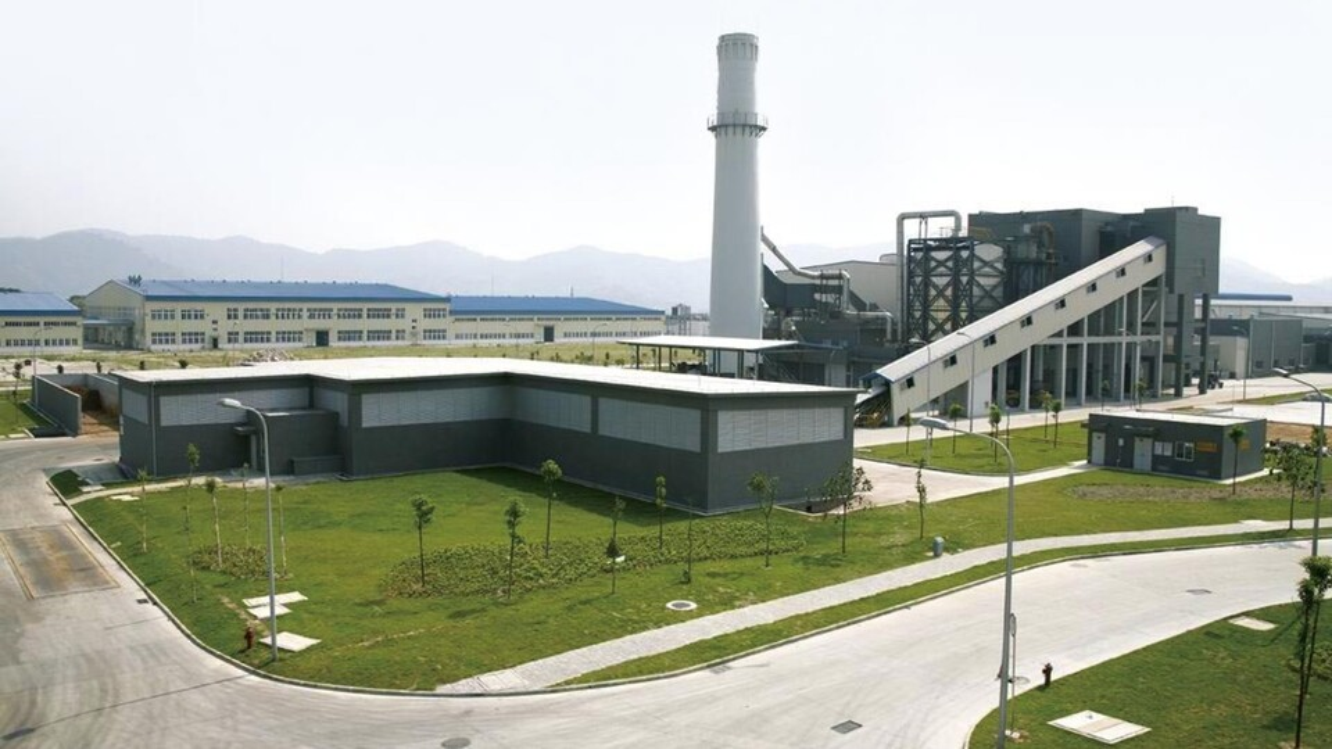 ROCKWOOL China Guangzhou Plant