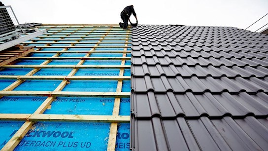 WILL BE DELETED SOON rockwool forum, education, seminar, program, roof, pitched roof, pitched roof insulation, meisterdach, masterrock, installation, das sichere schrägdach, germany