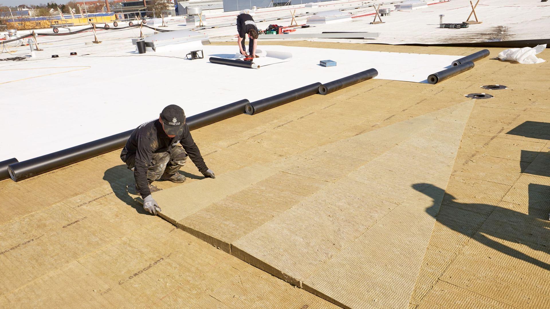 presse, dach, dachsanierung, flachdach, dämmung