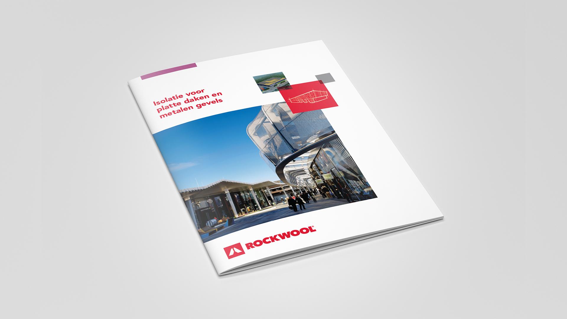 Brochure isolatie voor platte daken