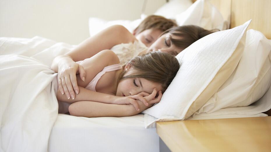 children, sleeping, acoustic comfort