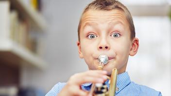 rocksono, akoestiek, trompet, decibel, db, nl, vl, fr