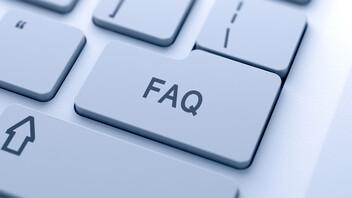 faq, veelgestelde vragen
