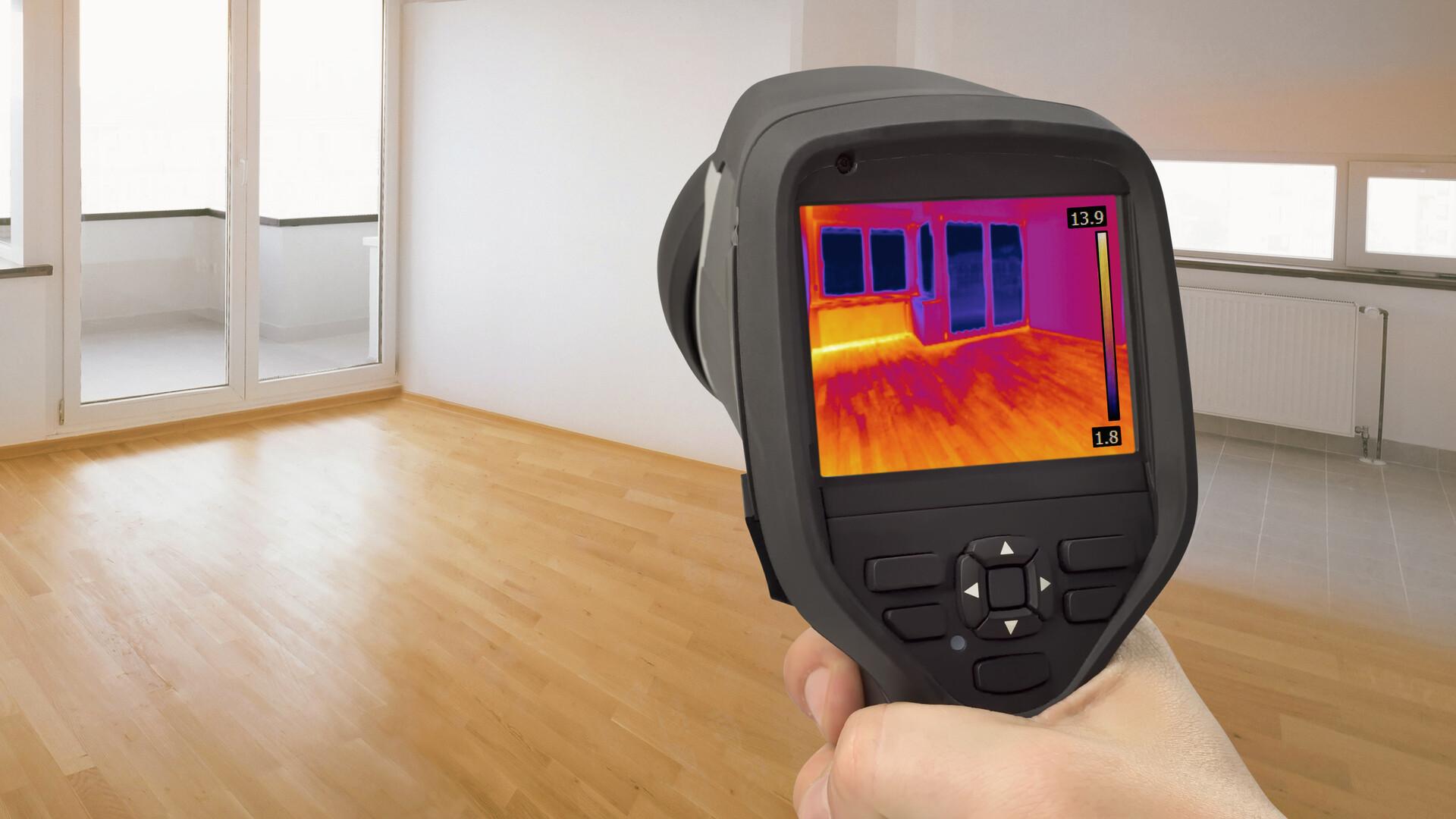 energie efficientie, energy efficiency, thermografie