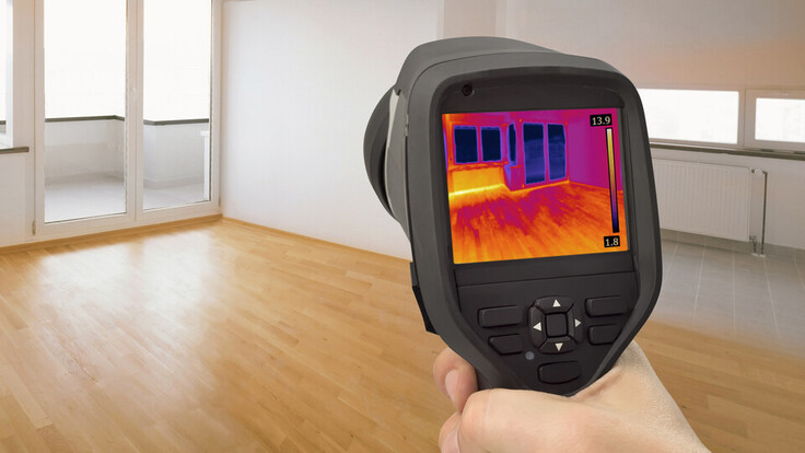 energie efficientie, energy efficiency, thermografie