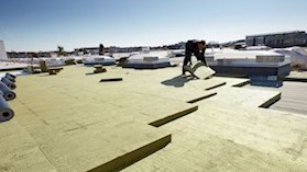 WILL BE DELETED SOON (safety issues)    flatroof, flat roof, insulation, georock 038, georock, installation, installer, broschüre dämmung von flachdächern, germany, RO-2018-0019