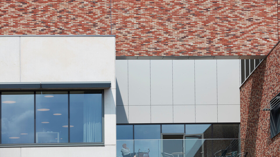 Hof ter Schelde, reference project, referentie, spouwmuur, cavity wall insulation